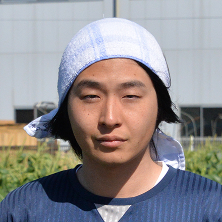 高沢 諒平さん