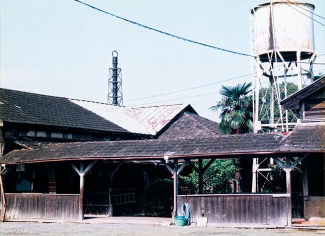 JA狭山茶業 茶工場(昭和50年代)