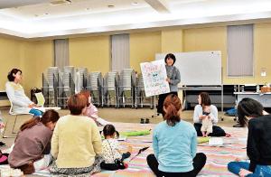 子育て食育講座(JAいるま野 共済課)